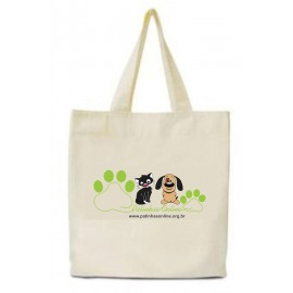 ECOBAG BORDADA MASCOTES
